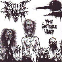 "Carnal Ghoul - ""The Grotesque Vault"""