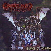 "Carrioned - ""Echoes of Abomination"""