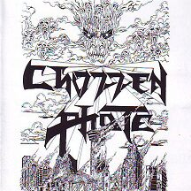 "Chozzen Phate - ""Self Titled  Cd+Dvd"""