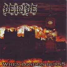 "Deicide - ""When London Burns  DVD"""