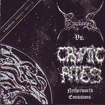 """Empheris/Cryptic Rites - """"Netherworld Emissions"""""""