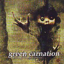 "Green Carnation - ""The Quiet Offspring"""