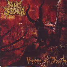"""King Stench - """"Visions of Death"""""""