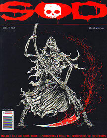 "SOD Magazine - ""SOD #28(Free Epitomite+Metal Age Cd"""