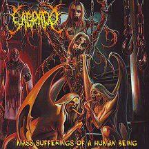 """Sagrado - """"Mass Sufferings of a Human being"""""""