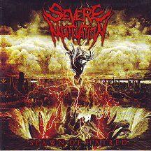 "Severe Mutilation - ""Spawn of Hatred (Digi Pak)"""