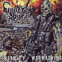 "Sinners Burn - ""Insanity Warmachine"""