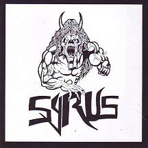 "Syrus - ""Self Titled  Cd+Dvd"""