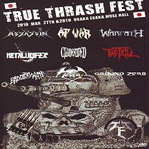 "True Thrash Fest - ""True Thrash Fest 2010 DVD"""