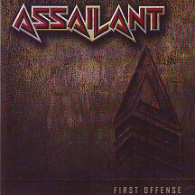 "Assailant - ""First Offense"""