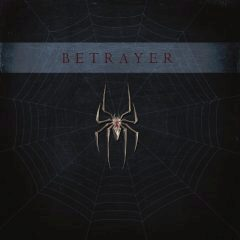 cover art for Betrayer's self-titled album