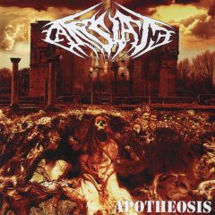 The album art for Apotheosis by Calculate