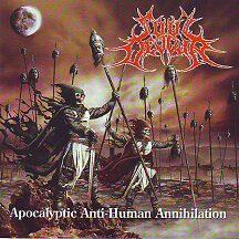 "Soul Devour - "" Apocalyptic Anti-Human Annihilation"""