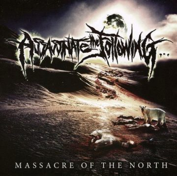 cover art for Massacre of the North