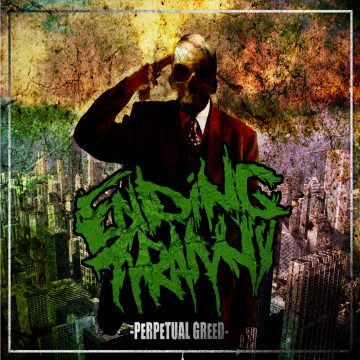 Cover art for Perpetual Greed