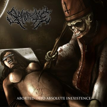Aborted Into Absolute Inexistence cover