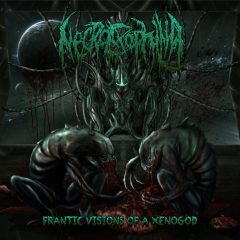 Album art for Frantic Visions of a Xenogod