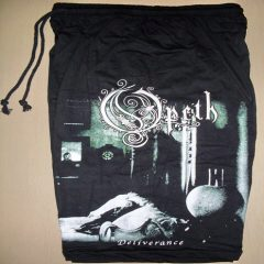 Opeth Deliverance shorts