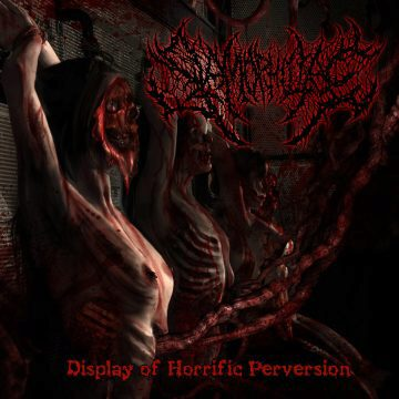 Cover art for Display of Horrific Perversion