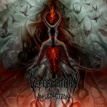 Cover art for Malediction by DEFORMATORY
