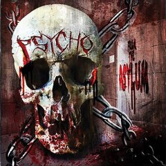 cover art for From the Asylum by Psycho