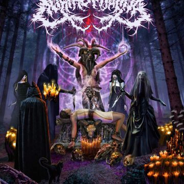 Cover art for Abhorrogenesis by Corprophemia