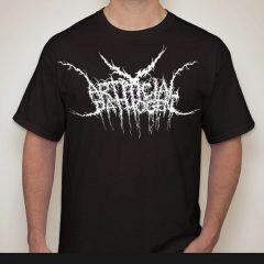 Artificial Pathogen logo t-shirt