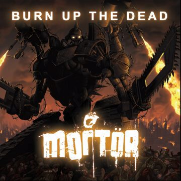 Album art for Burn Up The Dead