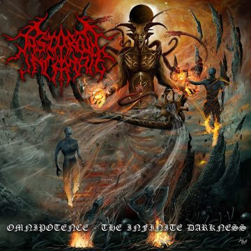 Omnipotence - The Infinite Darkness cover