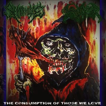 Cover for The Consumption of Those We Love