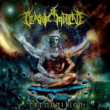 Cover art for Premonition
