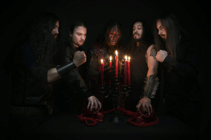 Astaroth Incarnate band photo