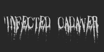 Infected Cadaver logo