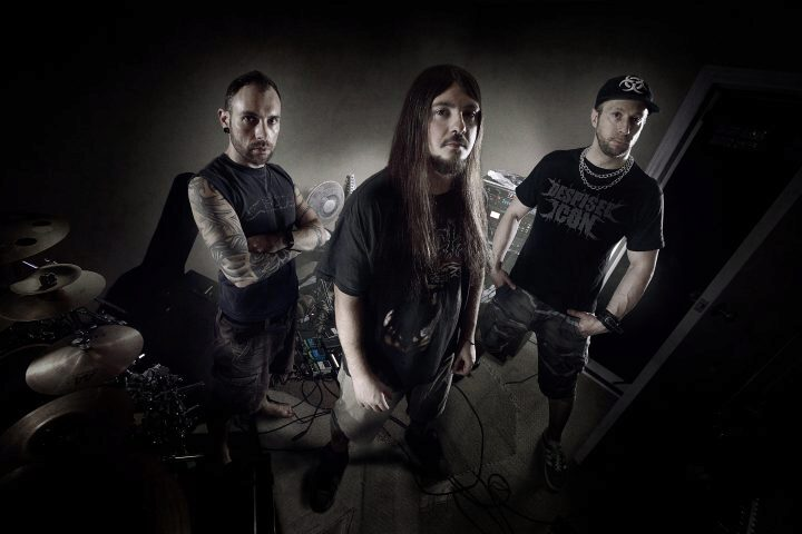 VileDriver band photo