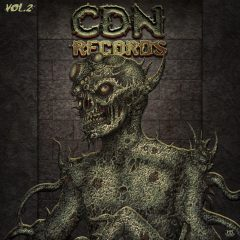 Cover art for CDN Records Brutality Volume 2