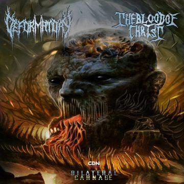 Bilateral Carnage Album Cover