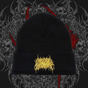 a mockup of the Existential Dissipation Toque