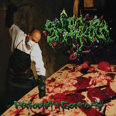Cover art for Performing Goretopsy by Septic Felch