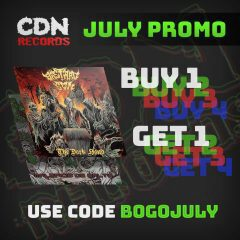 Use code BOGOJULY to activate the Buy 1 Get 1 offer in July