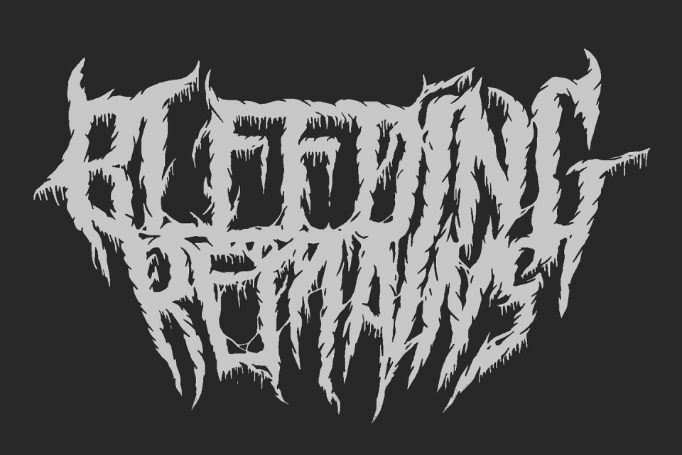 Bleeding Remains band logo