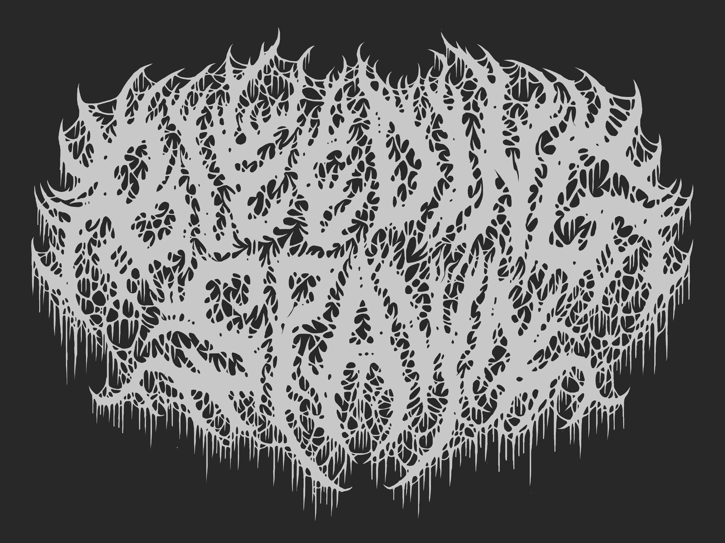 Bleeding Spawn band logo