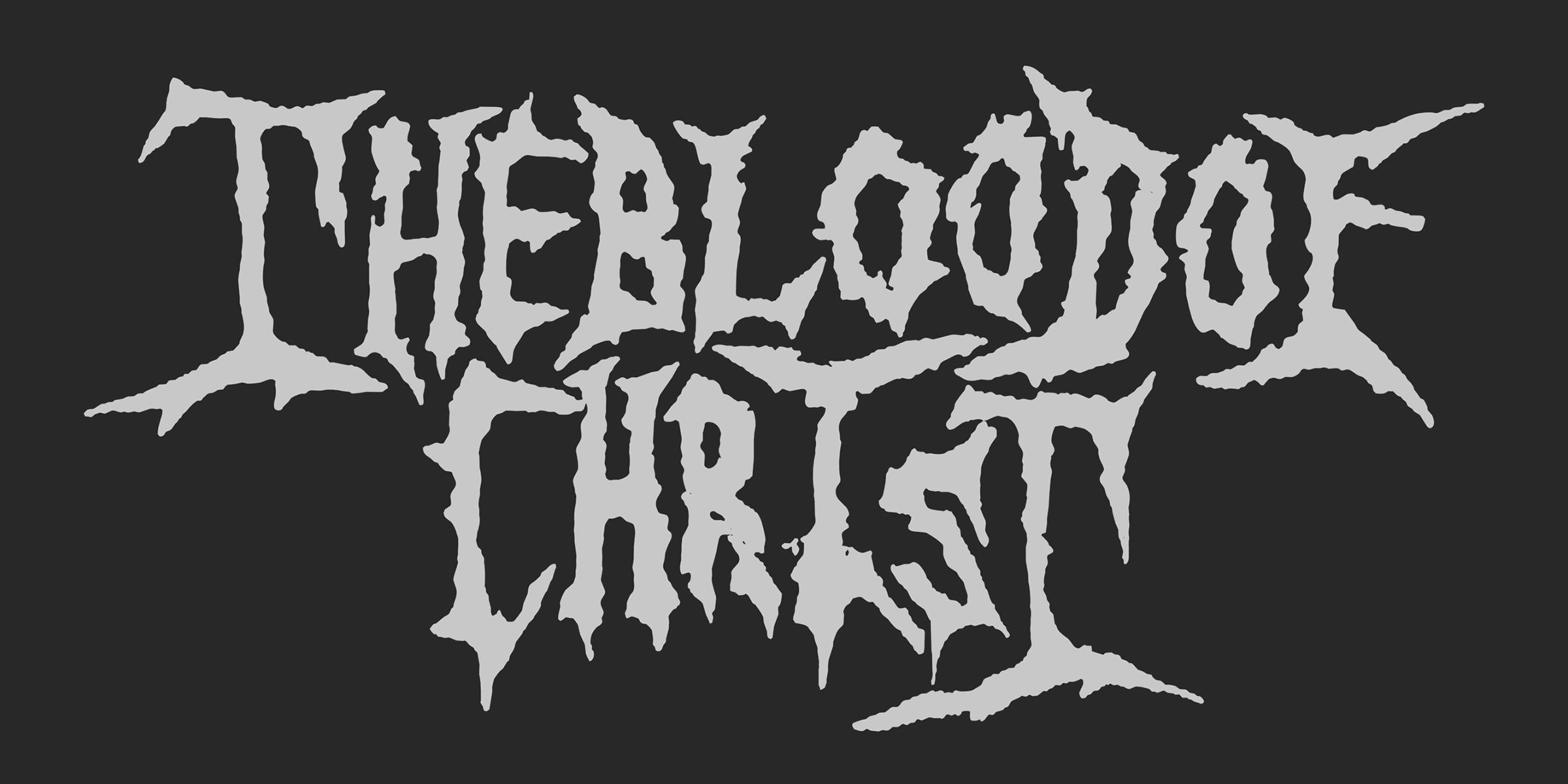 Blood of Christ band logo