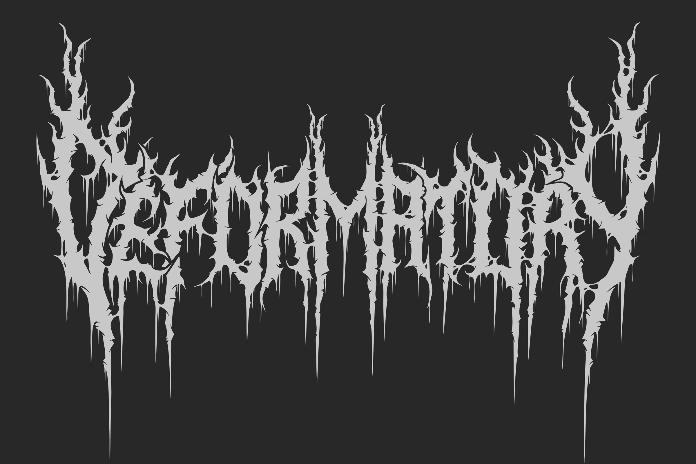 DEFORMATORY band logo