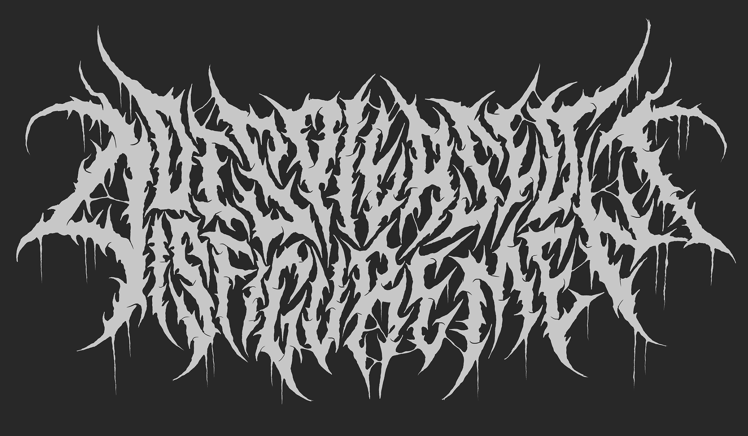 Displeased Disfigurement band logo