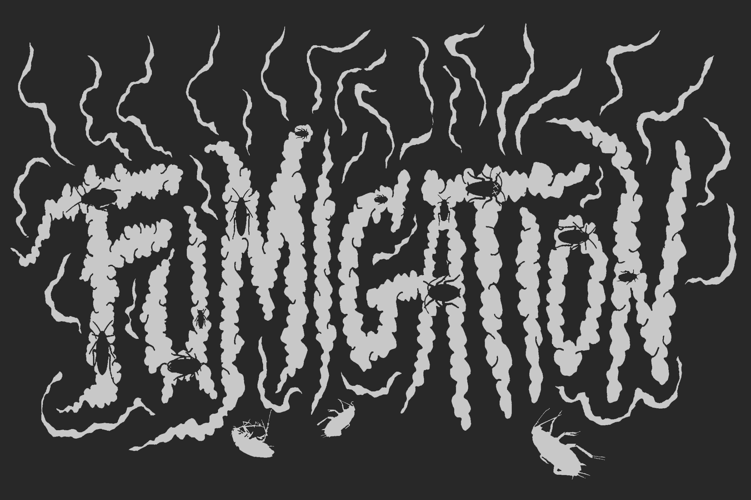 Fumigation band logo