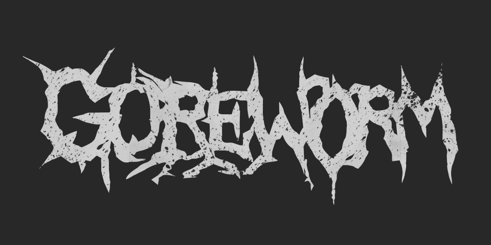 Goreworm band logo