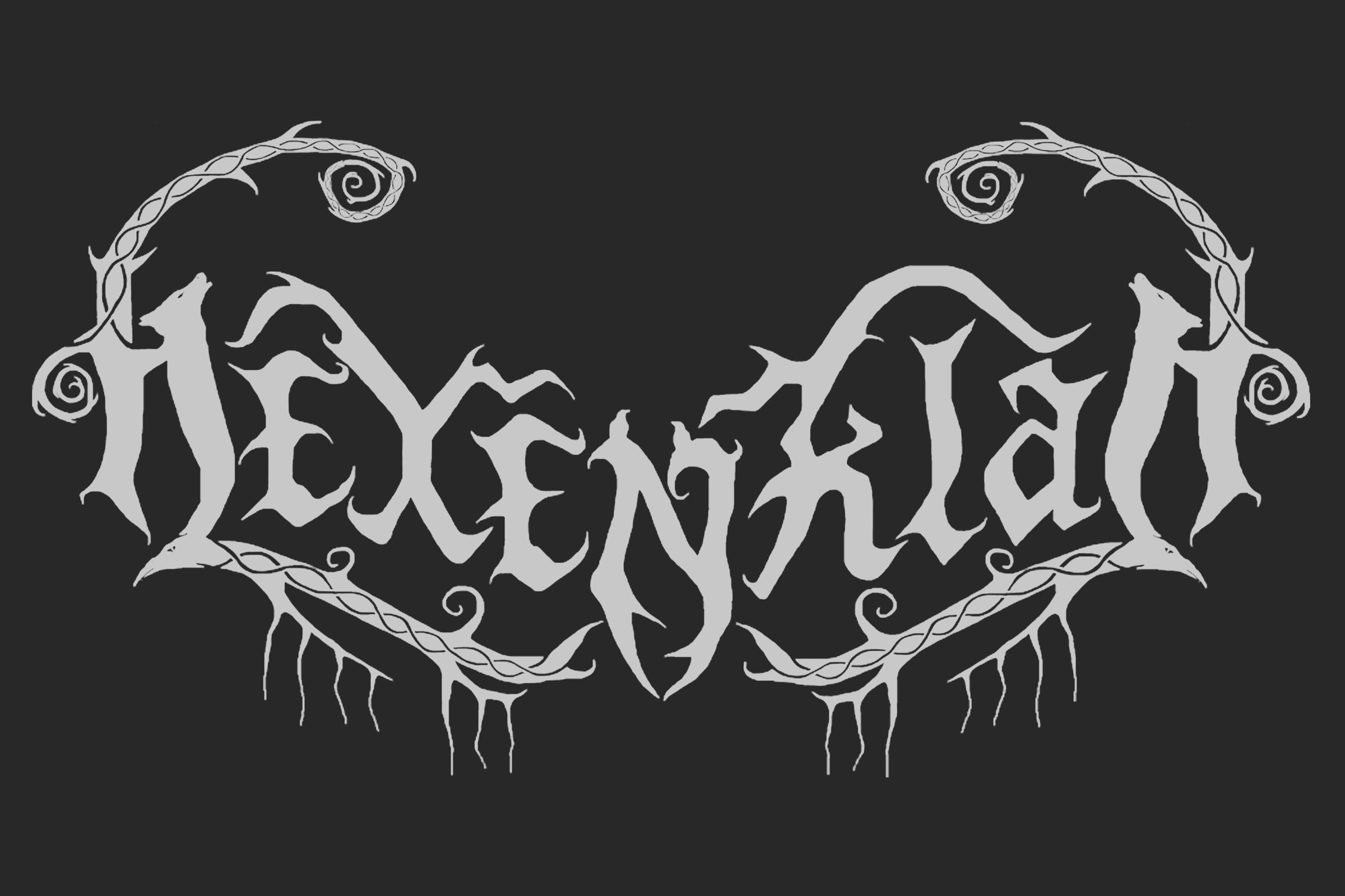 Hexenklad band logo