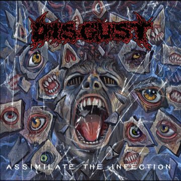 Cover art for Assimilate The Infection by Disgust