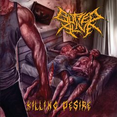 Album art for Killing Desire by Gutted Alive