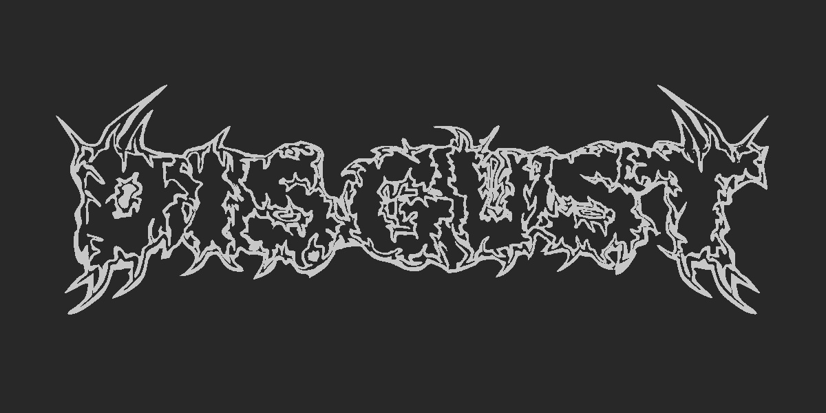 Disgust band logo